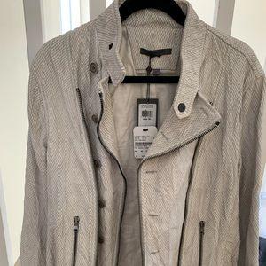 Authentic John Varvatos Jacket- Men Size 50.